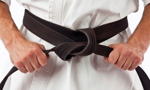Indiana's Premier Family Center: Four or Six Martial Arts Classes with Uniform and Belt at Indiana's Premier Family Center (Up to 82% Off)