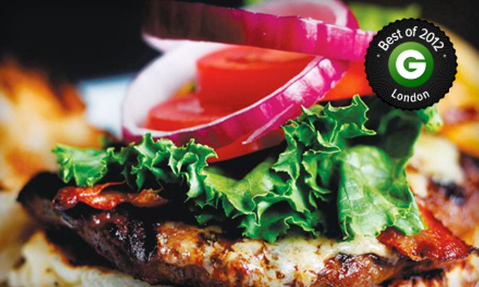 Crossing's Grill and Pub - Hyde Park Location: $15 for $30 Worth of Pub Food at Crossing's Grill and Pub