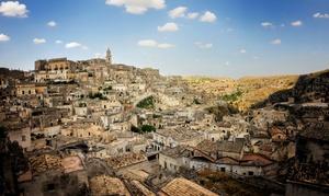 Matera City Tour: Visita dei Sassi, del Parco della Murgia e degustazione di vino fino a 8 persone con Matera City Tour (sconto fino a 65)