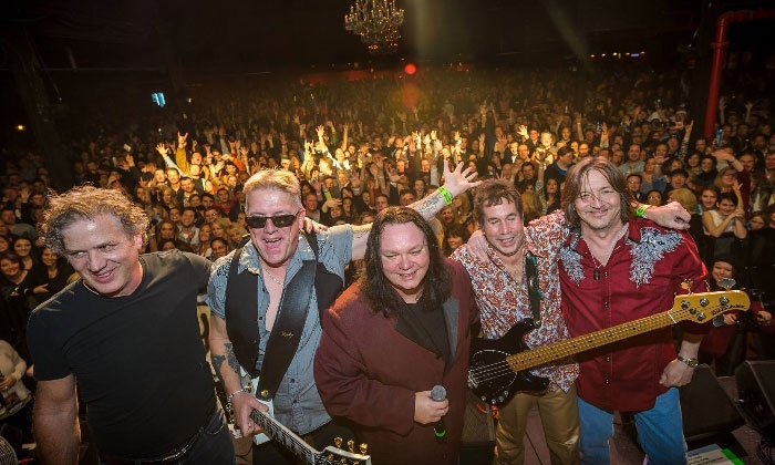 Trial by Fire – Tribute to Journey - Fillmore Charlotte: Trial by Fire – A Tribute to Journey on Saturday, March 26, at 9 p.m.