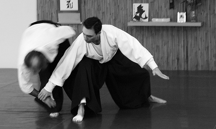 Aikido of San Diego - Grantville: Five-Week Beginners' Martial-Arts Course for Adults at Aikido of San Diego (50% Off). Four Options Available.