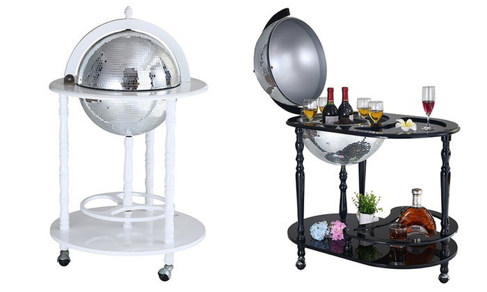 Welp Disco Ball Bar Globes | Groupon ZY-04