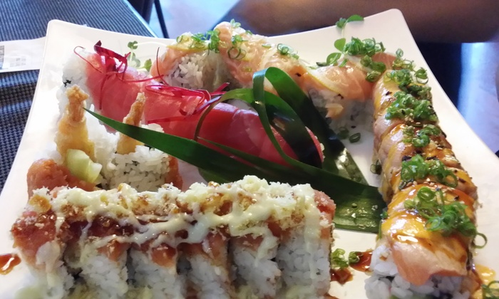 Wild Wasabe - Northwest District: $17 for $25 Worth of Sushi and Japanese Cuisine at Wild Wasabe