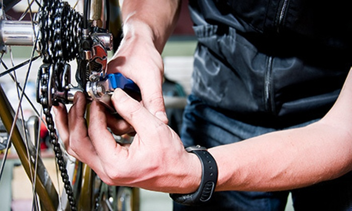 Eastern Mountain Sports - Multiple Locations: $35 for a Bicycle Tune-Up at Eastern Mountain Sports ($70 Value)