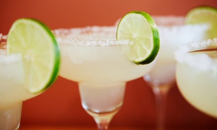 Margarita-Making Contest Presented by Full House Productions with VIP Option (50% Off). Four Options Available.