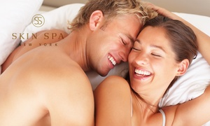 Skin Spa New York: Laser Hair-Removal Treatments at Skin Spa New York (Up to 78% Off). Eight Options Available.