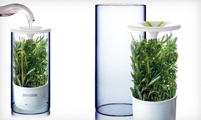 Fresh Herb Keeper by Art and Cook: $15 for a Fresh Herb Keeper by Art and Cook ($24.99 Value)