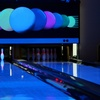 $7 for Glow Bowling with Food at Country Club Lanes
