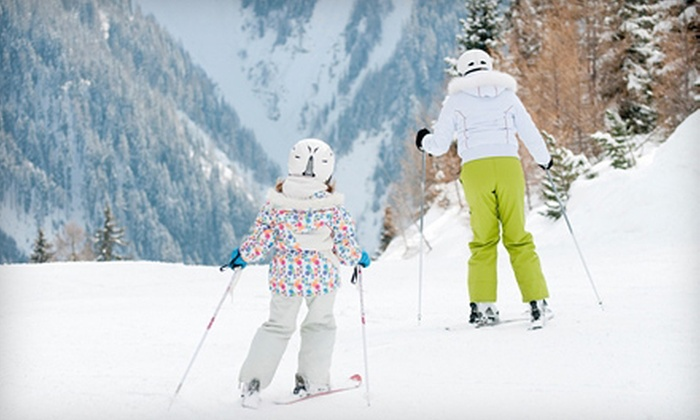 Lost Valley Ski Area - Auburn: All-Day Lift Tickets for Two or Four at Lost Valley Ski Area (Up to 55% Off)
