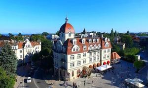 noclegi Sopot Sopot: 1-5 nocy w hotelu 5* ze spa