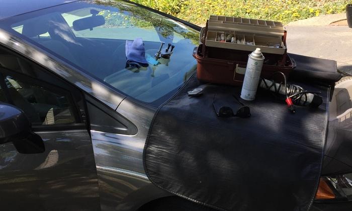 Diamond View Auto Glass - Santa Cruz / Monterey: $50 for $100 Worth of Automotive Window Repair — Diamond View Auto Glass