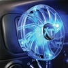 Onyx 12-Volt Fan with LED