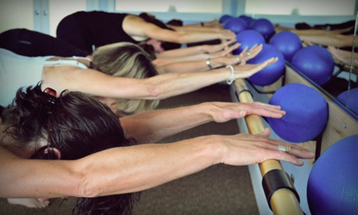 Island Fitness Studio - Daniel Island: $30 for One Month of Unlimited Pilates Mat, Yoga, and Beyond Barre Classes at Island Fitness Studio ($90 Value)
