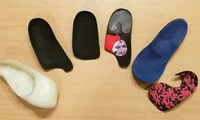 GROUPON: Up to 58% Off Custom Orthotics Soleful Orthotics and Footwear, LLC.