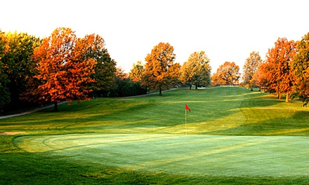 Greenwood Valle Vista Golf Club coupon and deal