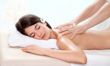One or Two One-Hour Deep-Tissue or Swedish Massages at Kevin Kong`s Wellness Centre (Up to 57% Off)