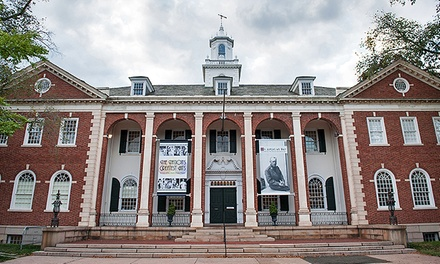 Admission for Two or Four or Family Admission for One Year to New Haven Museum (Up to 51% Off)