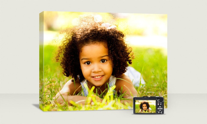 Canvas On Demand: Canvas on Demand — Up to 75% Off Wrapped Canvas