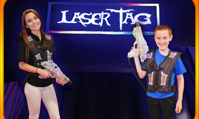 Laser Tag Monster Mini Golf Groupon