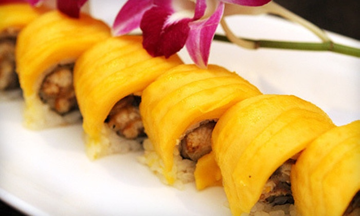 BayRidge Sushi - Bay Ridge & Fort Hamilton: $25 for a Three-Course Sushi Meal for Two at Bayridge Sushi (Up to $59.75 Value)