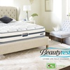 Simmons Beautyrest Recharge New Hope Plush-Top Mattress Set