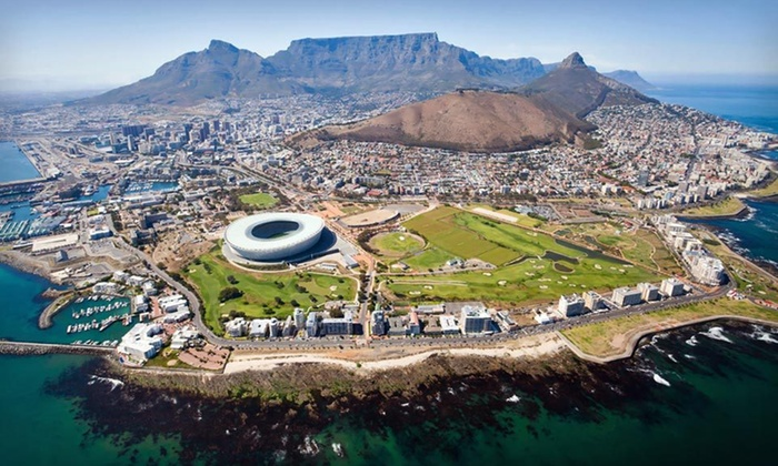 Cape Town Vacation with Round-trip Airfare : 9-Day Vacation in Cape Town with Round-Trip Airfare, Hotels, and Sightseeing Tours from Africa Answers