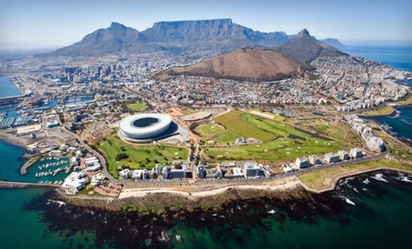 Vacation With Airfare to South Africa's Capital