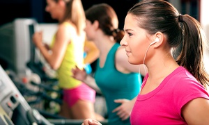 Halfpenny Health: Ten Gym Passes (£10) Plus Sports Massage (£24) at Halfpenny Health (Up to 90% Off)