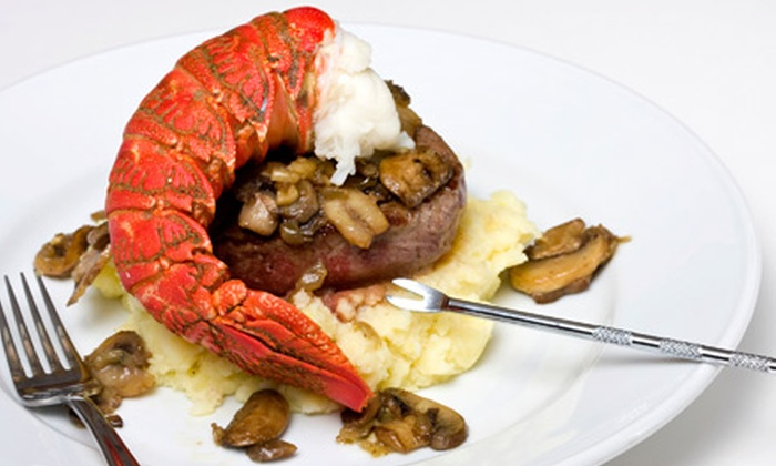 Duo Restaurant & Lounge - Southfield: Upscale Bar and Steak-House Cuisine at Duo Restaurant & Lounge (40% Off). Two Options Available.