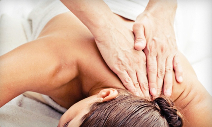 HealthSource of Downtown Minneapolis - Downtown West: 60- or 90-Minute Swedish or Deep-Tissue Massage at HealthSource of Minneapolis Downtown (Up to 59% Off)