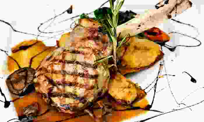 Vicolo Ristorante - Old Tappan: Upscale Italian Dinner Cuisine and Drinks at Vicolo Ristorante (Up to 50% Off). Four Options Available.