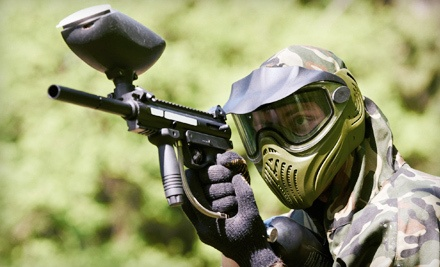 All Day Paintball Session for 2 (a $70 value) - North East Adventure Paintball in North East