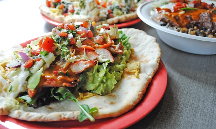 Naanz Kitchen + Bar - South-Lake Union: $18 for Three Groupons, Each Good for $10 Worth of Indian Food and Drinks at Naanz Kitchen + Bar ($30 Total Value)