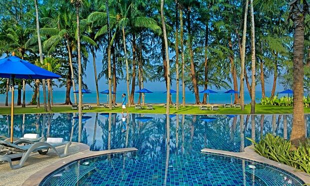 Phang Nga: 4* Beachfront Resort 4