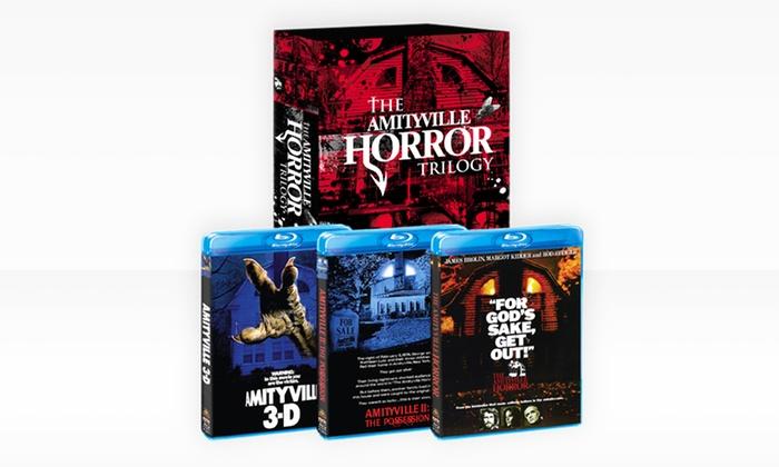 Amityville Horror Trilogy on Blu-Ray: Amityville Horror Trilogy on Blu-Ray. Free Shipping and Returns.