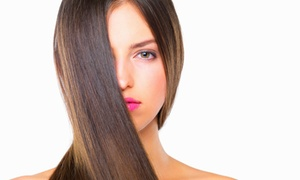 Shear Designs: $125 for $250 Worth of Hair-Smoothing Treatment at Shear Designs