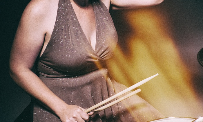 Vera Herten - The Power Of Drums - Los Angeles: One Private Music Lesson from Vera Herten at The Power Of Drums (55% Off)