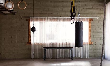 Bono de 10 clases de boxing fit para 1 o 2 personas desde 24,90 € en 55 Minutos