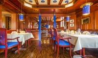 Saisonales 6-Gänge-Gourmet-Überraschungsmenü für Zwei im Sternerestaurant Romantik Hotel Walksches Haus (29% sparen*)