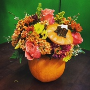 The Garden Outlet: $20 for Fall Floral Arrangement at The Garden Outlet ($40 Value)