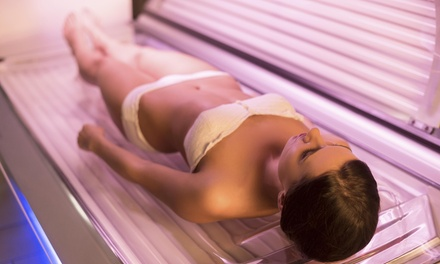 Up to 55% Off Tanning Services at Tans Down Under