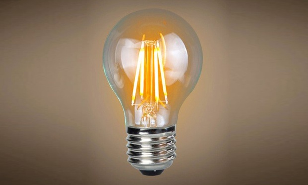 Vintage Energy Saving Light Bulbs