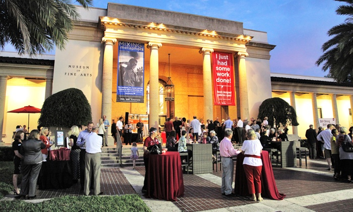 Museum of Fine Arts - Downtown St. Petersburg Waterfront: $19 for Admission for Two to the Museum of Fine Arts ($34 Value)