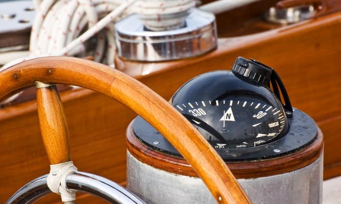 Controvento (Firenze) - Punta Ala (GR): Corso di avvicinamento al conseguimento della patente nautica entro le 12 miglia a 129 €