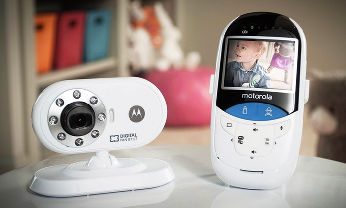 up to 70 off on motorola wireless baby monitor groupon goods