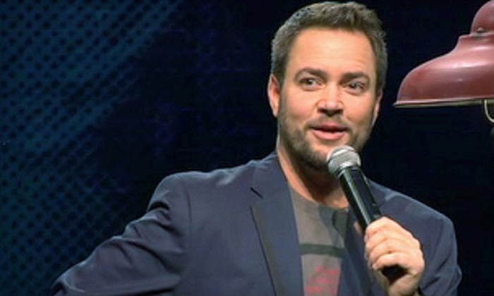 Off the Wall Comedy Featuring Ian Harvie - Wallstreet: Off the Wall Comedy Featuring Ian Harvie for Two at Wall Street Nightclub on April 28 at 8 p.m. (Up to $33.04 Value)