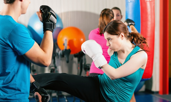TapouT Training Center - Downtown Los Angeles: Three Gym Passes or a One- or Three-Month Gym Membership at Tapout Training Center (Up to 76% Off)