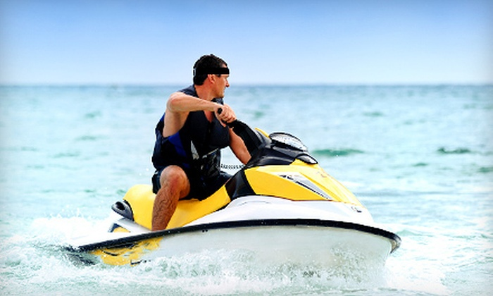 Fun Unlimited - Coeur d'Alene: Half-Day, Full-Day, or Five-Day Jet Ski Rental from Fun Unlimited in Coeur d'Alene (Up to 57% Off)