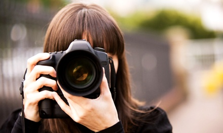 $19 for The Photography Masterclass Online Course with SkillBus ($299 value)