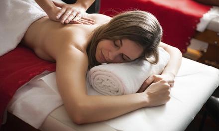3 o 5 massaggi shiatsu